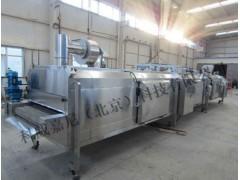龙虾隧道式液氮速冻机-调理虾速冻设备-速冻机