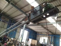 碳钢材质管链输送机 盘片式粉料管链输送机厂家