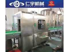 热销全自动桶装水生产线设备 大桶水 旋转式外刷机