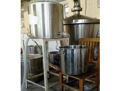 五谷生料酿酒机 电气两用烧酒设备