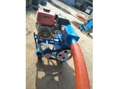 12米长双管式抽料机  水泥粉双驱动装车上料机