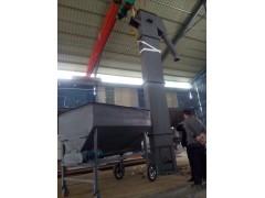 板链斗式垂直送料机 炉渣用环链钢斗提升机