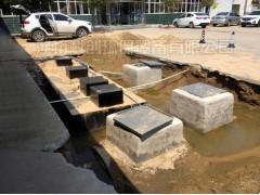 购农村污水处理设备送配件