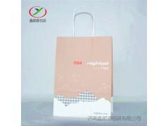 牛皮纸外卖手提纸袋供应,手拎食品打包纸袋价格
