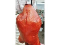 北京烤鸭连锁店VV老味道片皮烤鸭V炭火挂炉烤鸭制作方法