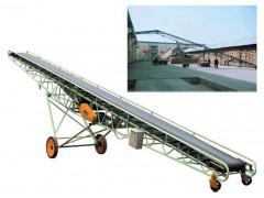 移动式箱料皮带输送机批发厂家