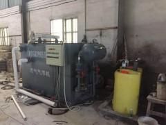 印染退浆废水处理设备年终低价