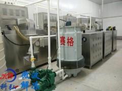 工业微肉制品波解冻设备生产线生产厂家