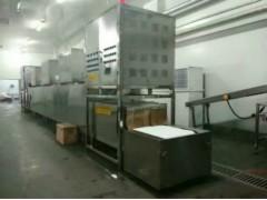 冷冻肉类海产品微波化冻机厂家一站式解决方案