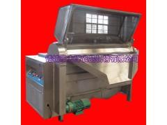 高科技电加热型自动控温油炸机