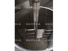 液压升降打浆机  商用鱼糜打浆机 全自动变频打浆机设备