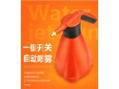 锂电款喷壶高压喷雾器浇花喷水消毒壶电动浇水壶充电式洒水壶