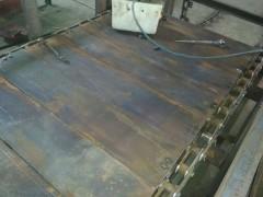 大型板链输送机直销 升降式链板输送机调试专业厂家