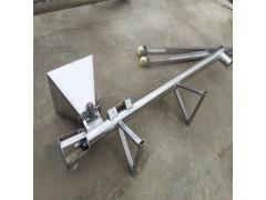 不锈钢螺旋提升机厂轴承密封 管式上料机QA2