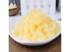 糖水菠萝菠萝罐头无菌袋装 20kg供应