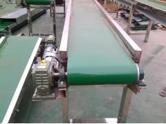 PVC流水线皮带机热销 大豆输送机