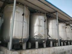 多件不锈钢反应釜河北工厂紧急转让
