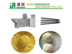 供应针状面包糠生产线裹粉系列加工设备