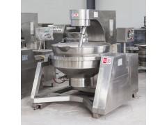 400L大型电磁加热行星搅拌炒锅,四川辣酱炒锅厂家