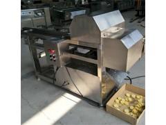 出口QD2肯德基食堂餐厅冷冻玉米山药胡萝卜自动切段机