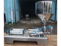 经济适用小型膏体灌装机  芝麻酱灌装机   香油灌装机