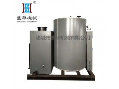 厂家直销 盛华全自动1吨蒸汽发生器锅炉