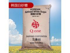 三养韩国白砂糖 精制幼砂糖 30kg