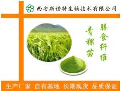 青稞苗膳食纤维素60% 青稞黄酮 长期供应