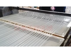 皮带输送免冻无矾红薯粉条机生产线