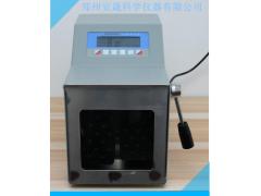 上海微生物食品分析拍打式无菌均质器