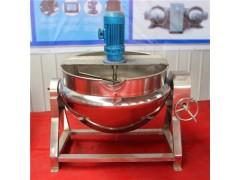 猪蹄专用夹层锅 电加热可倾式夹层锅