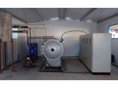 山东华林7.5KG烟气脱硝臭氧发生器厂家