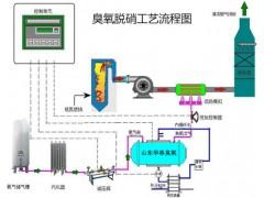 山东华林3kg烟气脱硫脱硝臭氧发生器价格