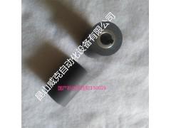 包装机折边机配件橡胶导轮150026