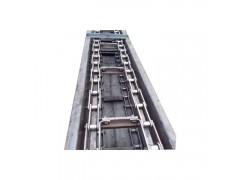 铸石刮板输送机轻型 沙子刮板运输机
