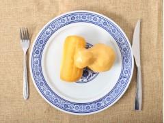 青岛产柏札莱意式熏制奶酪葫芦形状235g