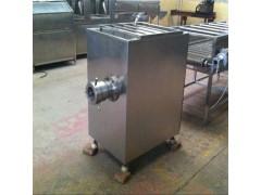 鲜猪肉绞肉机 轻松搅碎大块猪肉 切猪肉馅用设备