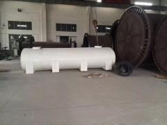 车载卧式储罐/10吨卧式盐酸PE罐