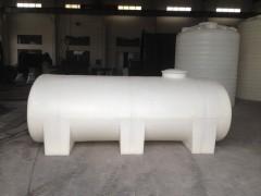 5吨卧式存储罐/甲醇盐酸加厚PE储罐