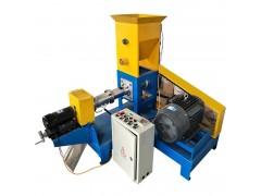 60型自动小型狗粮猫粮鱼饲料生产机器