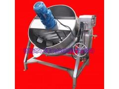 不锈钢制造立式搅拌型炒酱设备