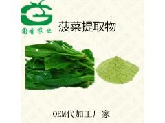 菠菜提取物 菠菜速溶粉含运费 食品级原料