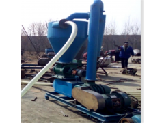 防尘气力输送机省人工 专用集装箱装卸管道吸粮机