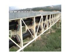 圆管带式输送机输送煤炭 轴承密封