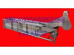 304钢型网板式红枣清洗机器