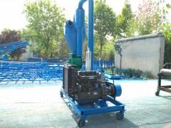 高扬程气力吸粮机热销 多功能化学原料气力输送设备