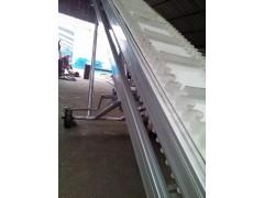 加挡边铝型材输送机变频调速式 流水线定制