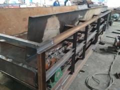 平稳送料链板机厂家 纸箱链板输送机