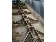 FU270链式输送机轻型 烘干机配套刮板机