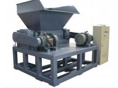 双轴金属铁皮撕碎机 生活垃圾双轴粉碎机 可定制